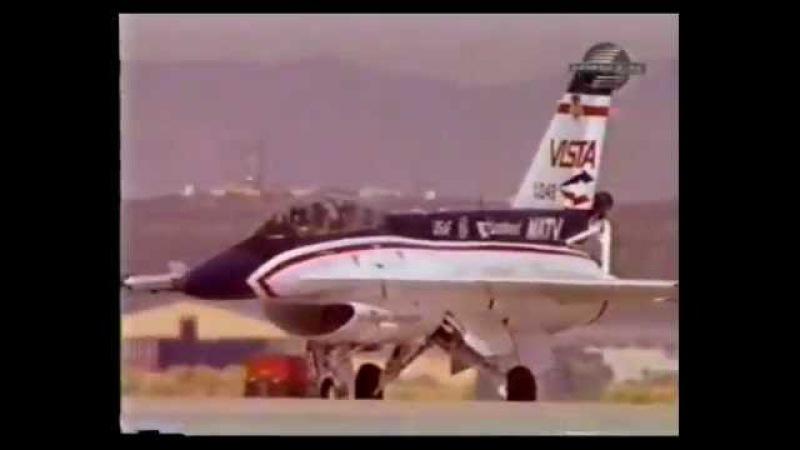 F 16 сделал кобру. f 16 made the