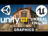 Unity vs Unreal Engine Graphics Comparison