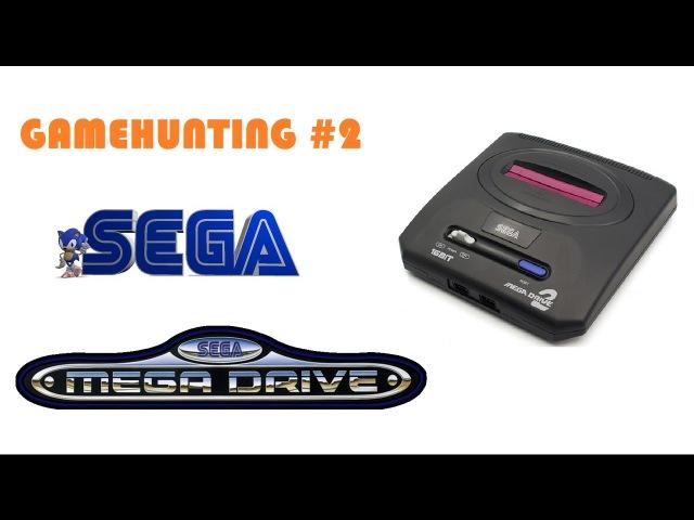 Геймхантинг 2. Консоль Sega Mega Drive 2 и игры к ней с сайта olx.ua