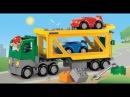 Мультики для самых маленьких про машинки все серии подряд! Мультфильмы для детей развивающие 2017!