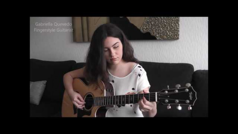 (The Beatles) Blackbird - Gabriella Quevedo