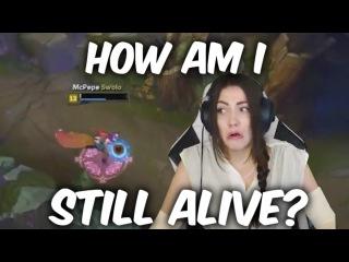 KayPea (KP) - Goofy Moments - HOW AM I STILL ALIVE?
