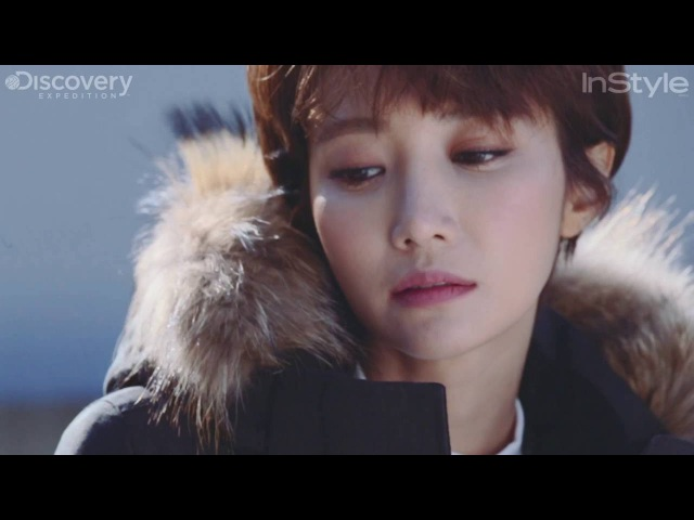 [InstyleKoreaTV] 고준희, 앞선 겨울 패션 속 시크한 매력 발산