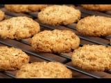 Полезное овсяное печенье от Александры Бониной!