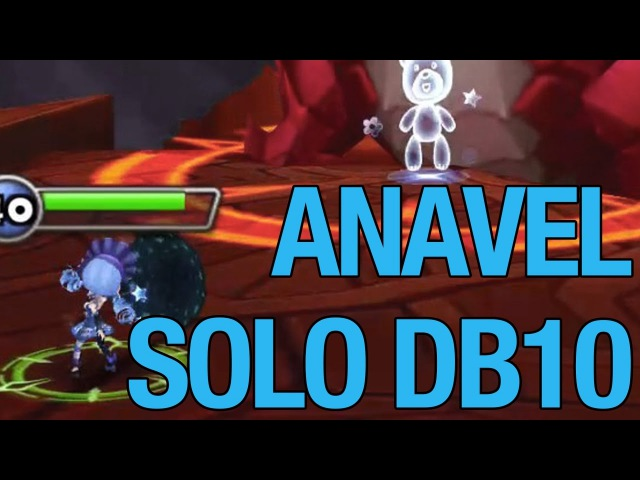 Summoners War Anavel Solo DB10