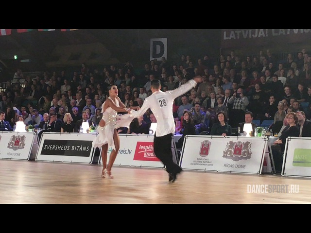 Dmitry Kulebakin - Maria Chernykh, RUS, Final Jive
