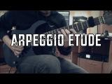 Arpeggio Etude in F# Minor  by K.I.R. TABS