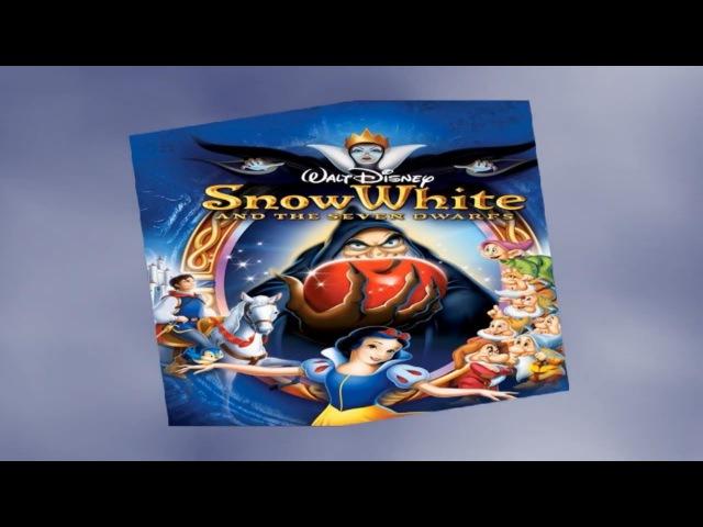 Заставки для мультфильма Snow White and the Seven Dwarfs ( Белоснежка и Семь Гномов ) 1937