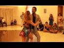 Baila Interior - Eric Celestino e Cláudia Simas (Evento Baila Macaé) - Samba de Gafieira.