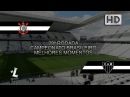 Corinthians 0 x 0 Atletico-MG - Melhores Momentos - Campeonato Brasileiro - 05/10/2016