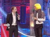 Братья Шумахеры   В  Ф  Янукович и Лайма Вайкуле на вокальном шоу