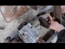 Электро лебедка своими руками для вспашки огорода часть 1