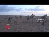 هروب إرهابيي داعش أمام تقدم الجيش السوري وحلفائه في جبال الشومرية بريف حمص