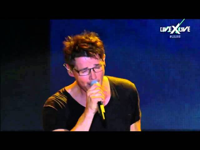 A-ha - You Are The One (Rock in Rio 2015 Brazil)