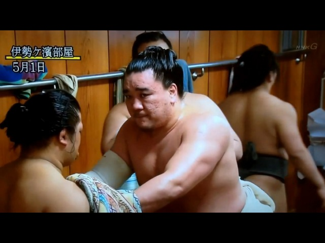 Harumafuji-training highlights 日馬富士 公平