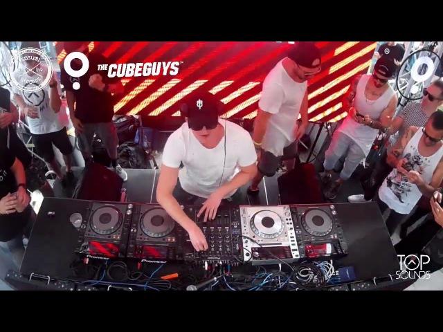 Kryder @ Sosumi x HoTL Records x Cube Recordings Miami Pool Party