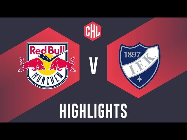 Ред Булл Мюнхен - ИФХ Хельсинки 4-1