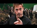 Robert Downey Jr. & Tom Holland's Avengers: Infinity War Set Invitation // Omaze