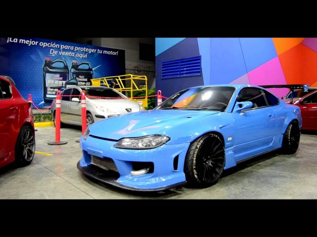 Nissan Silvia S15 Spec R WIDE BODY Espinal Films