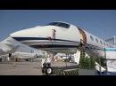 How Smart Cabin Design in the Gulfstream G650ER Makes a 14-Hour Flight Seem a Delight – AINtv