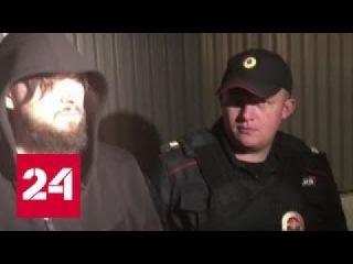 Задержанный за стрельбу на МКАДе водитель утверждает, что стрелял холостыми