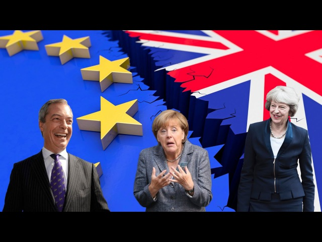ЕС - мафия. А так же парламентские выборы в Великобритании после BREXIT.