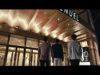[TEASER] 161110 EXO Xiumin, Chen, Chanyeol @ Lotte Duty Free