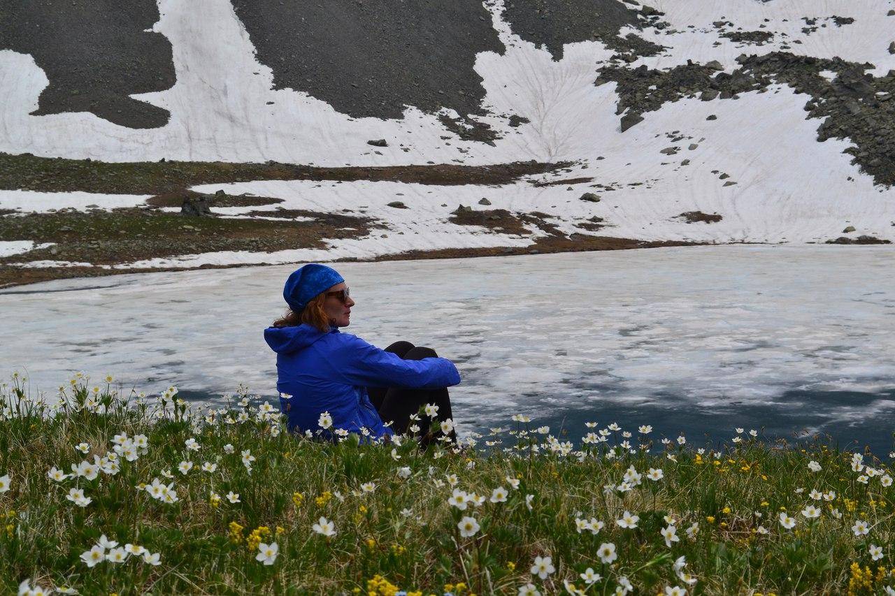Летний Архыз по озерам Абишира-Ахубы или «Боевое крещение»! Автор - Гура Екатерина, гид группы