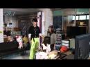Видео со съёмок дорамы Хранители