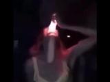 Практика глубокой глотки (световой меч)