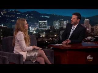 2017 | Шоу «В прямом эфире с Джимми Киммелом»