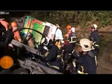 Самая ужасная авария за последние 30 лет в Тайване