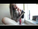 Hit teen in red panties from Chaturbate