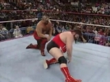 WWF Royal Rumble 1992 - The Legion of Doom vs The Natural Disasters (WWF Tag Team Championship)