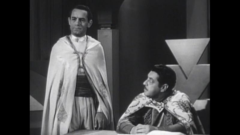 Атомный Человек против Супермена (1950) часть 07