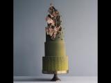 Мк по декорированию торта. Идея для вдохновения
