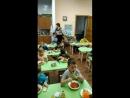 Обед в детском саду. У детей плохой аппетит