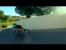 Bike Blockbuster from Vittorio Brumotti and Astana Proteam