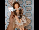 Кукла Тильда из фоамирана МК