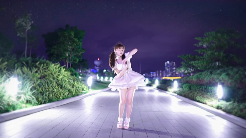 【00_hr】ストロボナイツ _ Strobo Nights【踊ってみた】