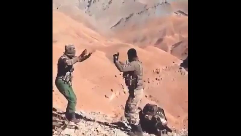 Keyfimize diyecek yok dağlarda bile oynarız