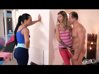 Anna rose, mellisa meddison (steamy ffm threesome with czech stepdaughter anna rose & mellisa meddison)[2017, threesome,hd]
