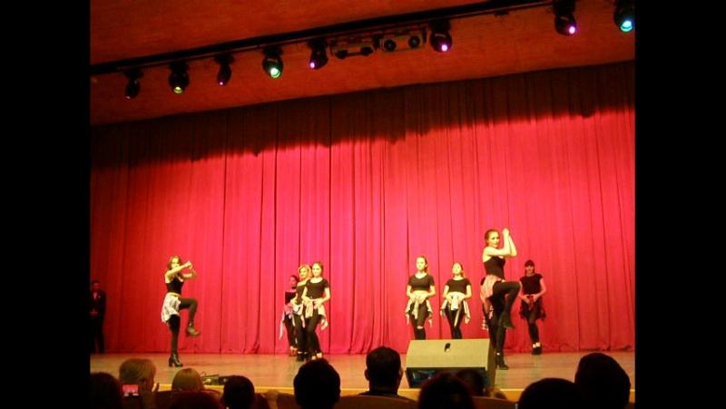 На лабутенах Большой Отчётный концерт Школы танцев PRO.Dviжение 21 мая 2017