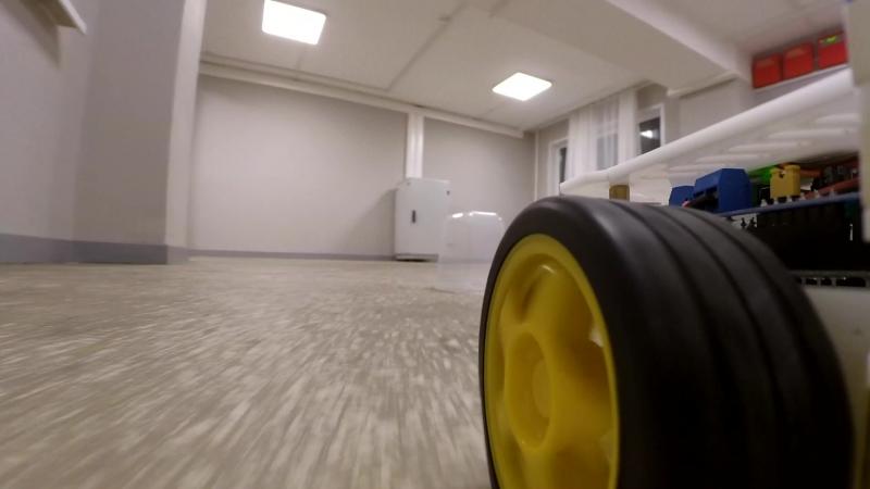 WCB: 7 Тренировка. Attack Robocopter