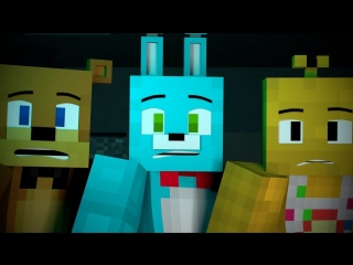 """""""The Puppet Song"""" ¦ FNAF Minecraft Music Video"""