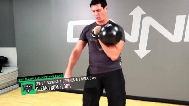 The Beast Strength Power Workout