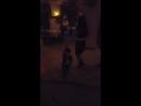 Танец сына с мамой
