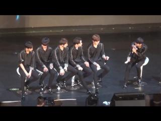 [Fancam] 170813 VIXX Live Show in Taiwan Shangri-La - games time