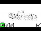 QUBISM fast 3D modeling VK 30.01 Tiger P (speed &gt&gtX8)