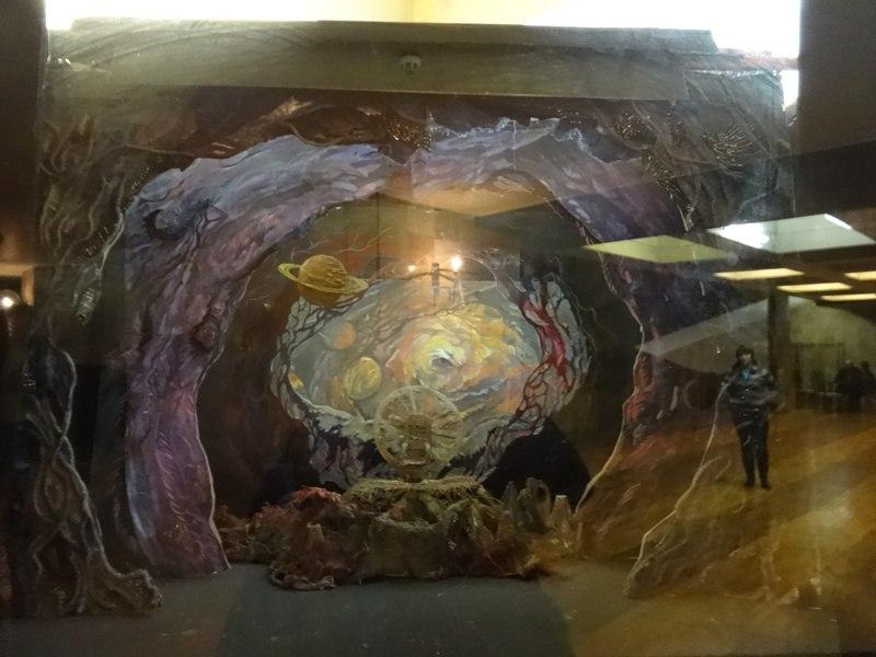 Харьковчанам показали, где делают атмосферу Луны (ФОТО)